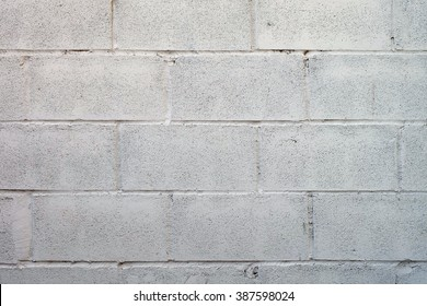 concrete block wall background