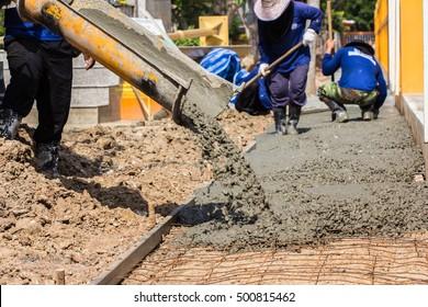 Betonbauunternehmer