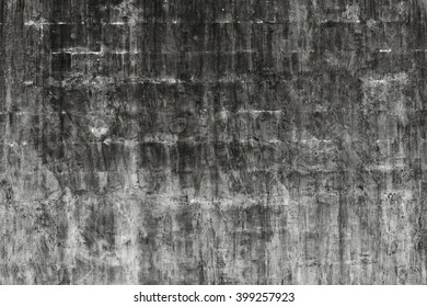 Concrete dark wall texture