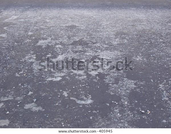 Concrete embankment