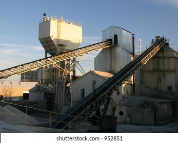 Concrete Factory Conveyors