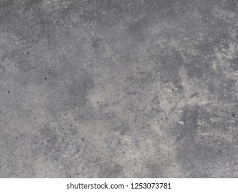 concrete floor, cement wall for background of construction