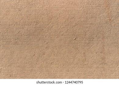 concrete floor texture in morning light