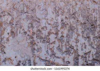 Concrete grey grunge wall background