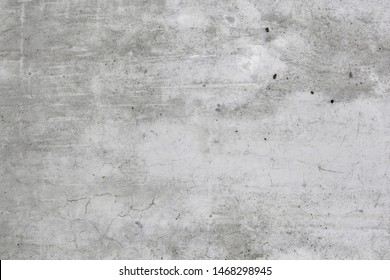 concrete grey wall may used as background