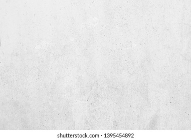 Concrete grunge white wall background