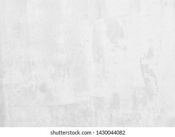 Betonter, weißer, brüchiger Hintergrund