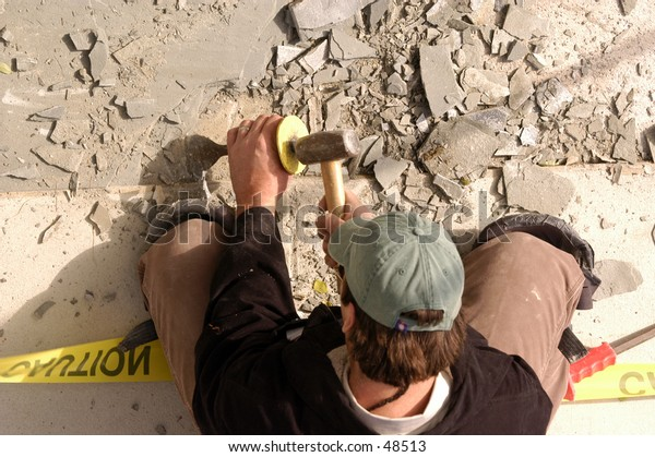 Concrete Hammer 1
