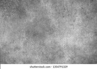 Concrete mortar wall