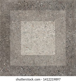 Concrete stone or granite texture damask decorative and geometric  background
