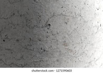 Concrete stone pillar