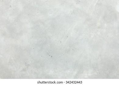 The concrete surface