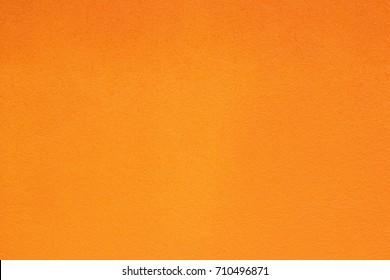Concrete texture with orange color