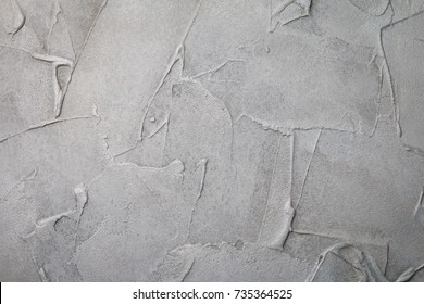 Concrete textured wall background, Gray grunge copy space.
