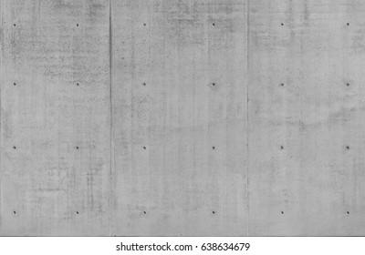 concrete wall - exposed concrete