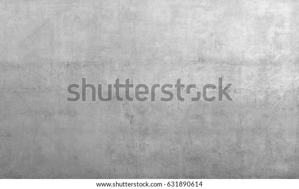 Betonmauer - sichtbarer Beton