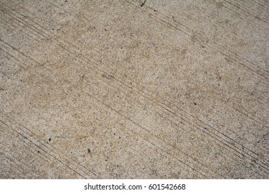 Concrete wall and floor background or texture