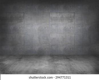 concrete flooring texture. Concrete Wall With Floor,3d Flooring Texture