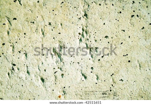 Concrete wall of the panel cement, on all background, with cracks