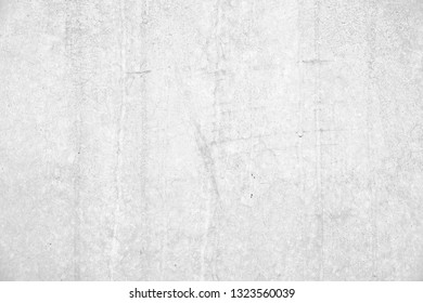 Concrete wall structure in gray pastel tones - Set