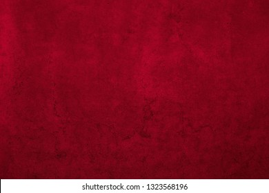 Concrete wall structure in red pastel tones with black accents - Set
