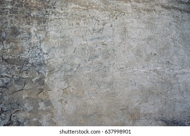 Concrete wall texture. dirty gray color, grunge, rough finish. background mode.