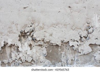 concrete wall texture with plaster
