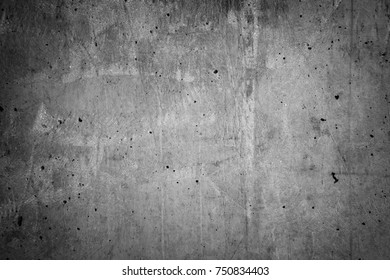 concrete wall texture used for background