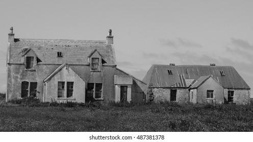 condemned farm isle of tiree