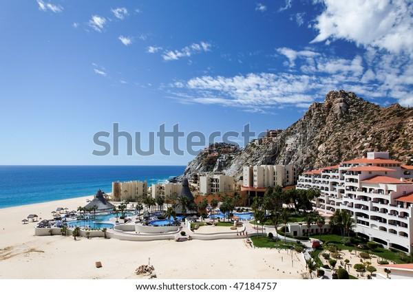 Condos and apartments in Cabo San Lucas, Mexico