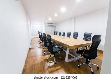 The Conference Room of the Office