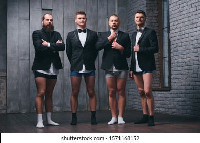 Guys Without Pants