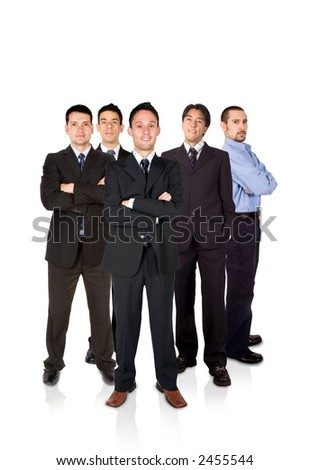 Business males
