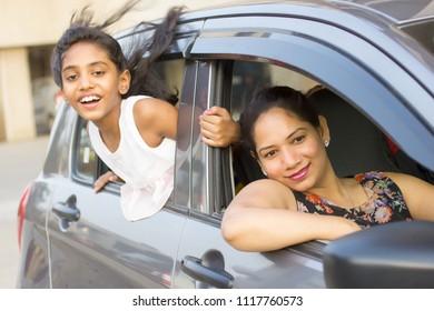 confident Indian mom, Pune, India, Oct 2017
