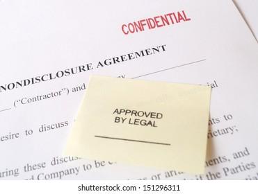 Confidential Business Non-Disclosure Agreement