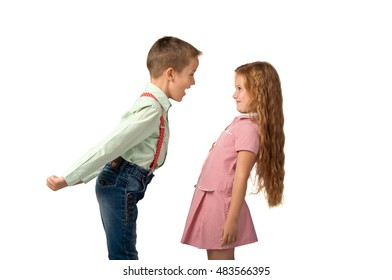 conflicts between children. quarrels and aggression