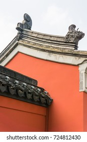 Confucian Temple in nanjing city