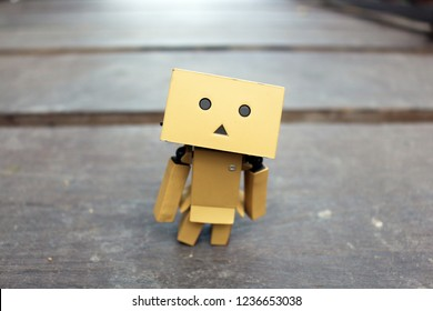 Confused Danbo Figure