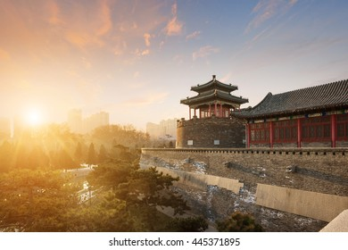 Cong Tai in Handan City, China