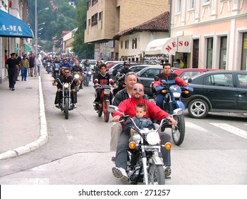 The Congress motorbicycle