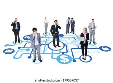 Connected Business Finance People