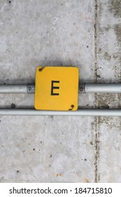 connection Box and aluminium wire pipe