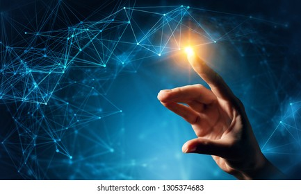Connection technologies background