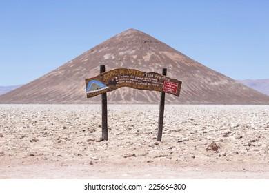 Cono de Arita, Salta, Argentina