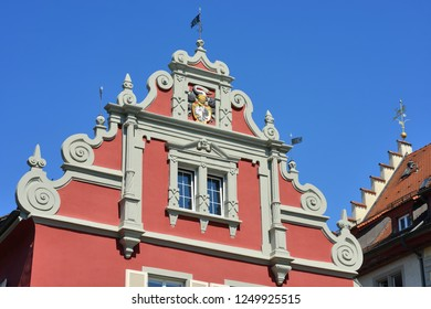 Constance (Konstanz ) , Federal Republic of Germany -July 16, 2018: Ancient architecture of the city.