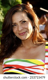 "Constance Marie at the Los Angeles premiere of ""The Odd Life Of Timothy Green"" held at the El Capitan Theater in Los Angeles, United States on August 6, 2012."