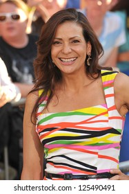 "Constance Marie at the world premiere of ""The Odd Life of Timothy Green"" at the El Capitan Theatre, Hollywood. August 6, 2012  Los Angeles, CA Picture: Paul Smith"