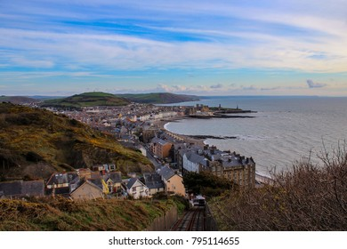 Constitutional Hill, Aberystwyth, Wales