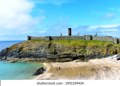 Constructed by the Vikings in the 11th century, the Castle stands on St Patrick's Isle and remains an impressive feature on the Sunset City's coastline.