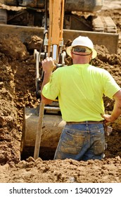 Digging Trench Images, Stock Photos & Vectors | Shutterstock